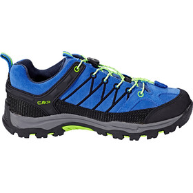 CMP Campagnolo Rigel Low WP Trekking Shoes Junior royal-frog